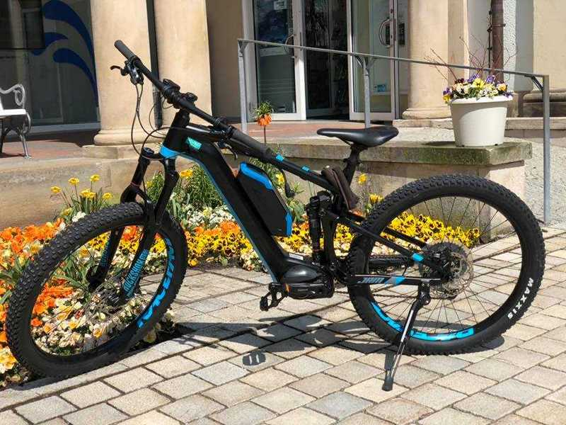 E-Mountain-Bike Bad Steben